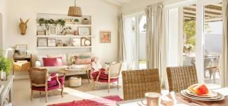 Dom w stylu rustykalnym: jasne wnętrza, naturalne materiały i etno dodatki