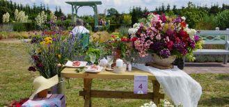 kulinarny festiwal kwiatów jadalnych
