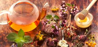 Na zdrowie: herbaty ziołowe ze świeżych i suszonych ziół