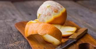 skórka z pomarańczy
