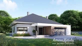 parterowy dom projekt