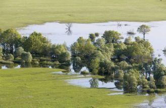 Wiosenne powodzie