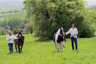 Tam, gdzie słychać rżenie koni