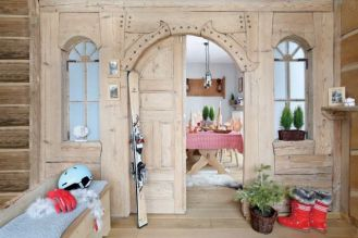Góralska chata Ślązaków