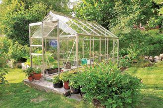 Jak chronić rośliny ze szklarni?