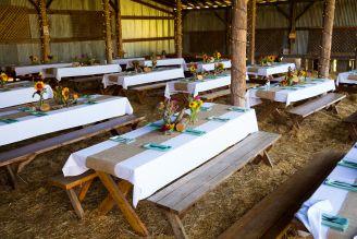 14 sposobów na wesele w stylu rustykalnym