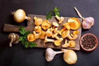 Potrawy z grzybów leśnych