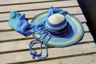 Słońce w kapeluszu
