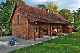 Letni dom na Mazurach