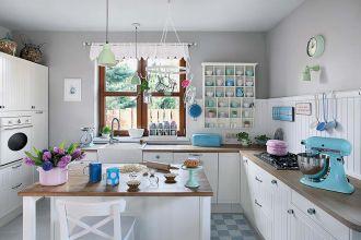 Urządzanie kuchni z wyspą kuchenną