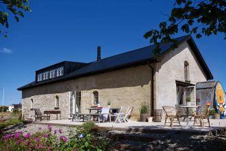Uratowany zabytek: wiejski dom z wapienia