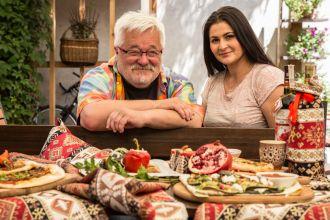 Zapach kolendry - rozmowa o kuchni ormiańskiej
