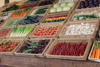 Na jakie warzywa jest teraz sezon?