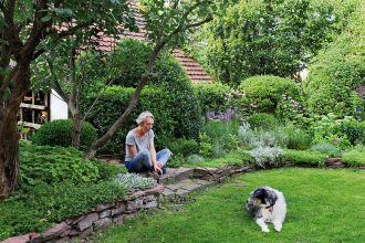 """Wielka ucieczka z łódzkiego blokowiska: """"W moim ogrodzie pachnie miętą"""""""