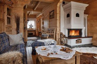 Dom z bali – wnętrze z duszą