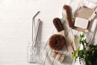 Eko sprzątanie: jak zrobić domowe środki czystości?