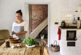 Przepisy na smaczny obiad i pyszny deser z agroturystyki Zapomnienie