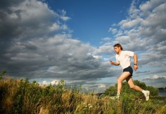 Pierwsze kroki biegacza