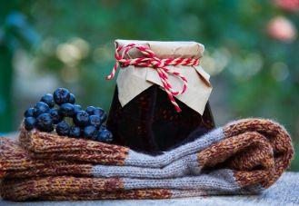 Przetwory z aronii – przecier, sok, nalewka i konfitura