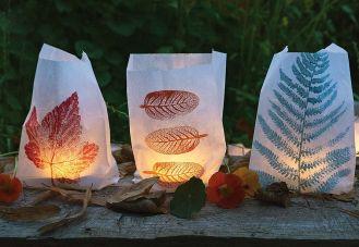 Jak zrobić lampion z papieru?