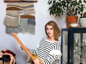 Kilimy ręcznie tkane powracają do mody