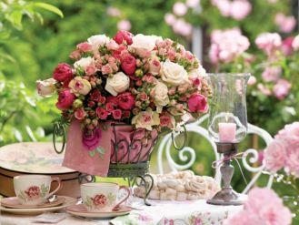 Domowe rosarium