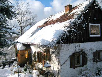 Chata w Beskidach