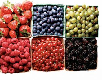 Warzywa i owoce sezonowe: czerwiec