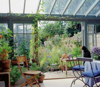 Jak urządzić ogród zimowy?