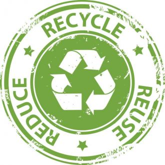 Zasada trzech R - reduce, reuse, recycle