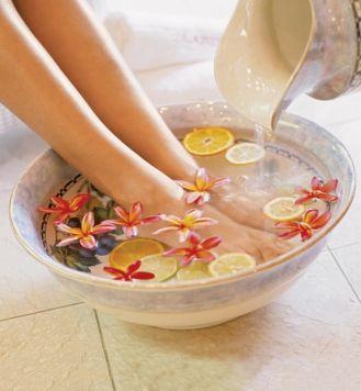 Zadbaj o dłonie i stopy