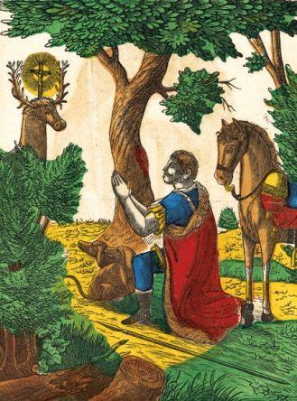 Dlaczego Hubertus patronuje myśliwym