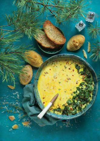zupa z oscypka