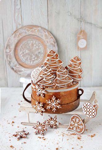 Przepisy na lukier i świąteczne pierniczki