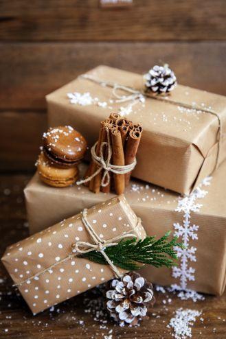 Jak pięknie zapakować prezent na święta?
