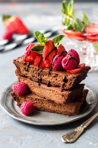 łatwe ciasto czekoladowe