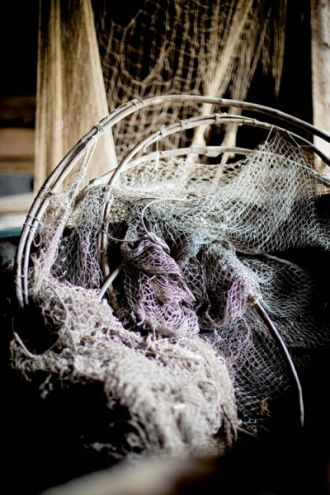 W rybackiej sieci