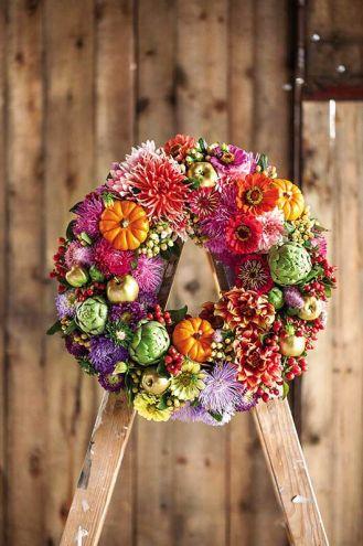 11 zachwycających jesiennych dekoracji