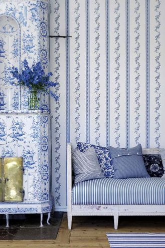 Tapety na ścianę – 18 aranżacji