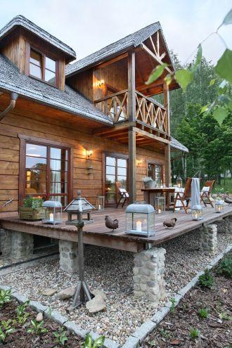 Projekty domów w stylu country
