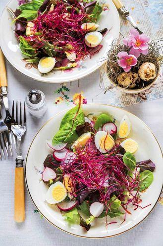 Lekkie i zdrowe dania na Wielkanoc, dzięki którym nie przytyjesz w święta