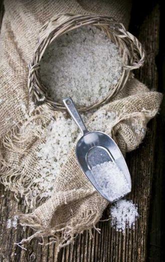Co może szczypta soli