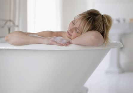 Gorące kąpiele