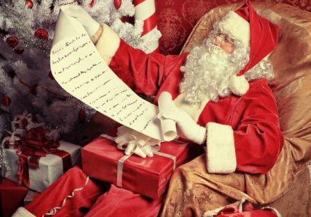 Ile twarzy ma święty Mikołaj?