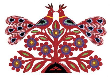 Kolorowa leluja