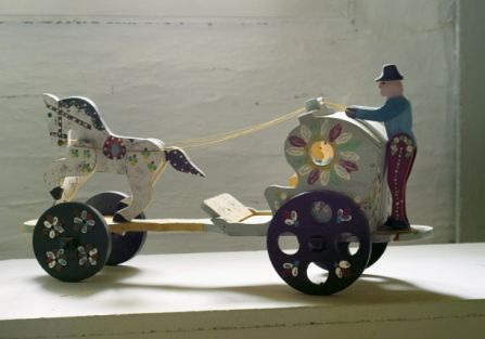 Zabawki z Kolbuszowej