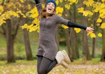 Jesień z uśmiechem