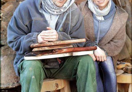 Miłość wystrugana z drewna