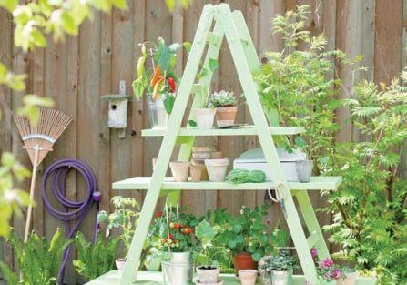 Wygodna pracownia w ogrodzie
