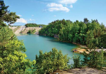 Pomysł na wakacje w Polsce: Szmaragdowa Dolina
